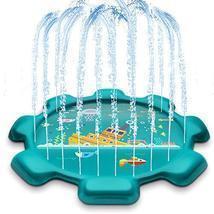 "75"" Gear Outdoor Water Sprinkler Pad for Kids, Splash Pad, and Wading Pool - $31.89"