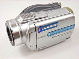 Sony Handycam DCR-DVD505 DVD Hybrid Camcorder Parts or Repair - DOES POW... - $19.99