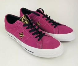 Converse Chuck Taylor One Star Ox Active Fuchsia Pink 163243C Men Size 1... - $74.25