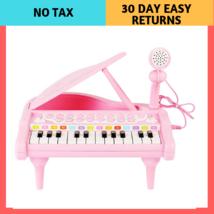 Conomus Piano Keyboard Toy 2 3 4 Year Old Girls First Birthday Kids 1 Gi... - $36.38