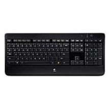 Logitech 920-002359 K800 Wireless Illuminated Keyboard - USB - Black - $115.91 CAD