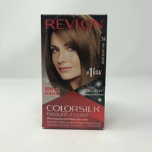 Revlon ColorSilk Hair Color with Keratin Ammonia Free Light Golden Brown... - $7.58