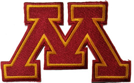 University of Minnesota Embroidered Patch Sew-on, Iron-on, VELCRO® Brand... - $7.95+