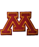 University of Minnesota Embroidered Patch Sew-on, Iron-on, VELCRO® Brand backing - $7.95 - $9.95