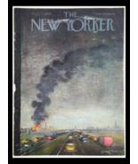 COVER ONLY The New Yorker September 17 1955 Full Cover Theme by Garrett ... - $23.75