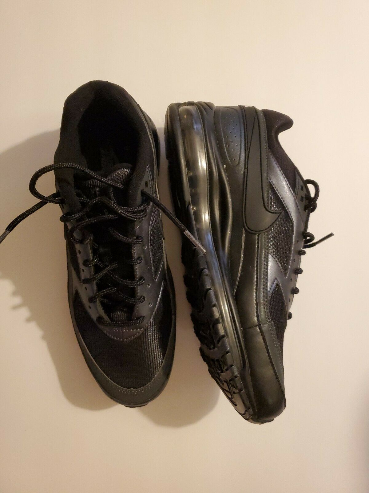 Nike Air Max 97/BW Running Shoes Black Metallic Hematite Men's Sz 7 AO2406-001 image 4