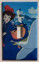 Kiki's Delivery service Light Switch GFI Outlet wall Cover Plate Home Decor