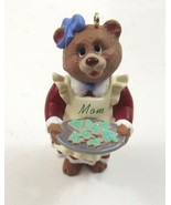 Hallmark Keepsake Ornament Mom 25 Years Of Collecting Memories 1998 With... - $7.99
