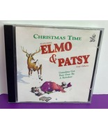 Christmas Time Elmo & Patsy CD Sony Music 1991 Grandma Run Over Reindeer - $12.19