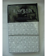 Ralph Lauren Spencer Basketweave Grey Gray Pillowcases Standard - $49.99
