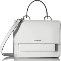 NWT Nine West Vayle Top Handle Shoulder Bag, Optic White - $44.40