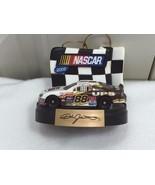 2002 NASCAR Ornament Dale Jarrett #88 UPS Car Checker Flag Winners Circl... - $11.57