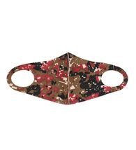 Lot of 12 Camo Reusable Cloth Face Cover Handmade Stretch Washable Masks image 3