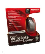 Microsoft Wireless IntelliMouse Explorer Grey Optical Mouse - $109.99