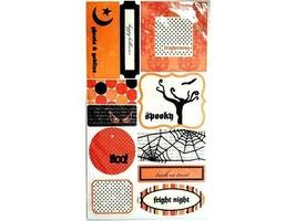 Halloween Spooky Stickers image 2
