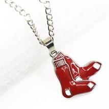 Boston Red Sox Pendant Necklace - €8,48 EUR