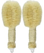 Earth Therapeutics Purest Palm Body Brush, 2 Count - $12.51