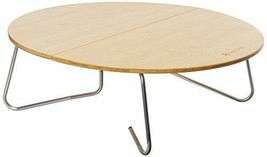 *Snow Peak (snow peak) one action Table in bamboo S LV070T - $222.75