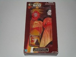 Hasbro 1998 Star Wars Episode 1 Hidden Majesty Queen Amidala NEW - $14.24