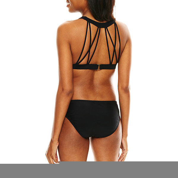 a.n.a Dimensions Strappy Bra Swim Top Size S New Msrp $46.00