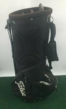 Titleist Golf Stand Bag Black 7 Way Divider - $38.00