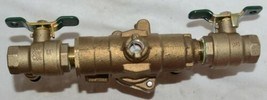 Watts Reduced Pressure Zone Assembly 3/4 Inch 0391003 Lead Free image 2