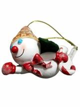 Mr Bingle 2015 Christmas Ornament By Trimsetter Dillards New in Box - $29.69