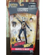 Marvel Legends Series Ant-Man and the Wasp Marvels Wasp Obsidian BAF - $18.70