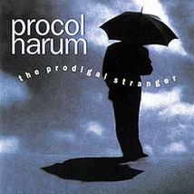 PROCOL HARUM - PRODIGAL STRANGER - Gently Used CD - 12 Songs - FREE SHIP - $9.99