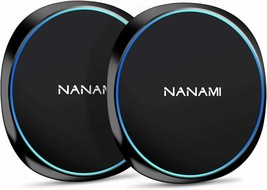 NANAMI 2Pack Wireless Charger Pad 7.5W Qi-Certified works with Android a... - $34.40
