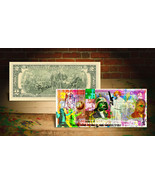STAR WARS VII * The Force Awakens * Genuine U.S. $2 Bill *Hand-Signed by... - $18.65