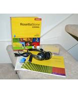 Brand New in Box Rosetta Stone Spanish (Latin A... - $84.18