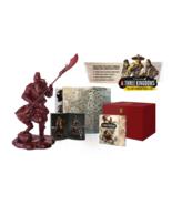 Total War Three Kingdoms Collector's Edition PC + Guan Yu Statue USA - Sega - $298.99