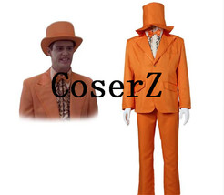 Dumb and Dumber Lloyd Christmas Cosplay Costume Halloween Costume  - $129.00