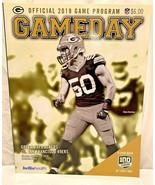 Green Bay Packers 2018 GAMEDAY Program BLAKE MARTINEZ Cover 100 Season L... - $7.91