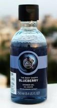 The Body Shop Blueberry Body Wash Shower Gel 250ml / 8.4 Oz New - $15.64