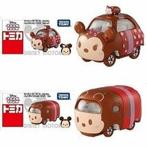Tomica Disney Motors TSUM TSUM Valentine Ver Mickey & Minnie set Seven-E... - $25.05