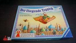 Flying Carpet Board Game Arabian Nights Vintage 1988 Rare Complete Vgc - $29.86