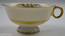 Vintage Theodore Haviland China Kenmore Pattern Footed Cup Collectible Tableware - $7.99