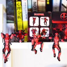 "Saucy DeadPool 2 Marvel X-Men Mini 2"" Collection Figure Decoration Toy - $9.39+"