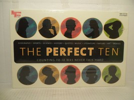 The Perfect Ten Board Game University Games Ten To Win Brand New sealed! - $38.50
