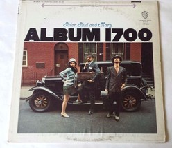 "Peter Paul and Mary Album 1700 12"" Vinyl LP - £14.06 GBP"