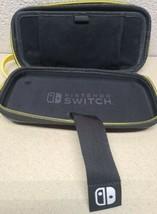 Nintendo Switch Pokemon Deluxe Travel Case Nintendo Switch/Lite Pikachu - $15.73