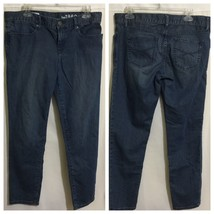 Gap 1969 Womens Size 29 8R Cropped Always Skinny Jeans Capris - $14.84
