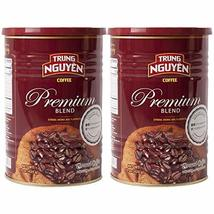 Trung Nguyen - Premium Blend - 2 Pack -425 grams | Vietnamese Coffee Who... - $49.49