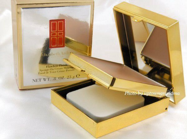Primary image for Elizabeth Arden Flawless Finish Sponge-On Foundation Makeup Porcelain Beige # 04