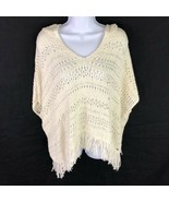 American Eagle Women's White Hood Sweater NWT M - $29.69