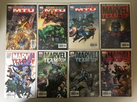 Lot 8 Marvel Team-Up (2004 3rd Series) #3 4 6 12 15-18 NM Near Mint Comics - $23.76