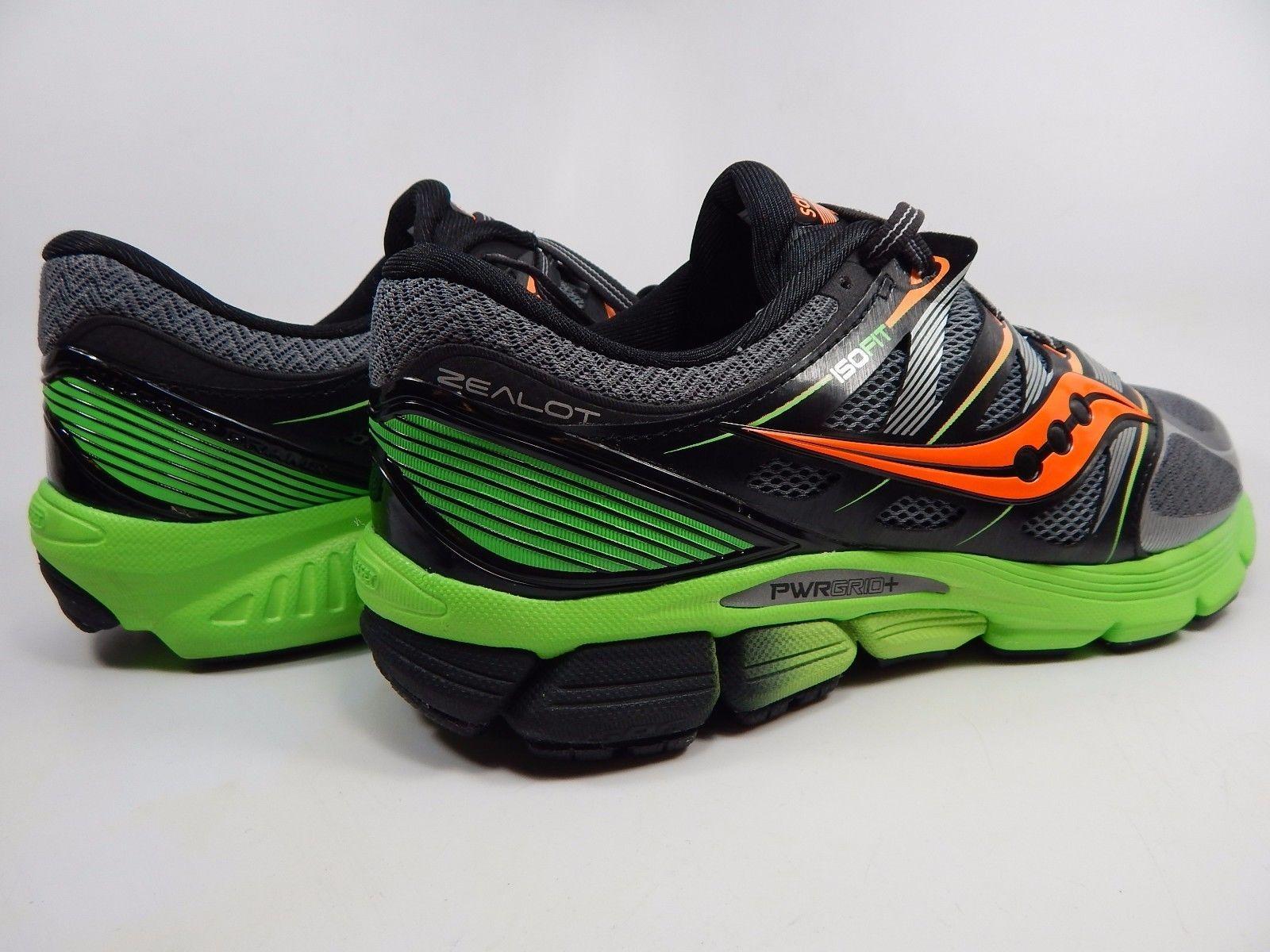 MISMATCH Saucony Zealot ISO Men's Shoes Size US 11.5 M (D) Left & 11 M (D) Right
