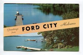 Greetings from Ford City Alabama - $0.99